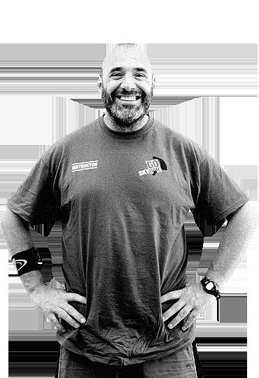 Pete Mac - Instructor