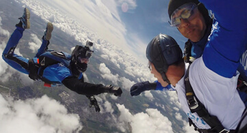 Rockstar Skydive Package