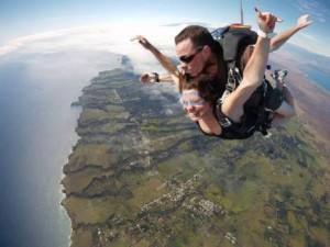 skydive hawaii north shore shaka