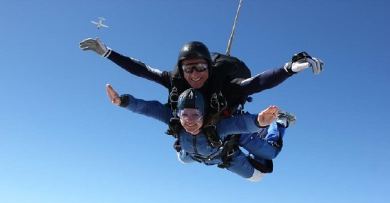 Iconic Tandem Skydive Image 2