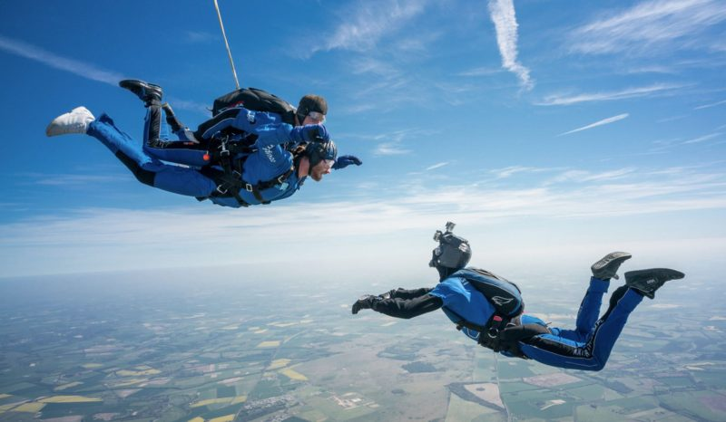 How old do you have to be to go skydiving? - GoSkydive