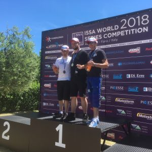 3rd Event ISSA World Series 2018, Fano Italy