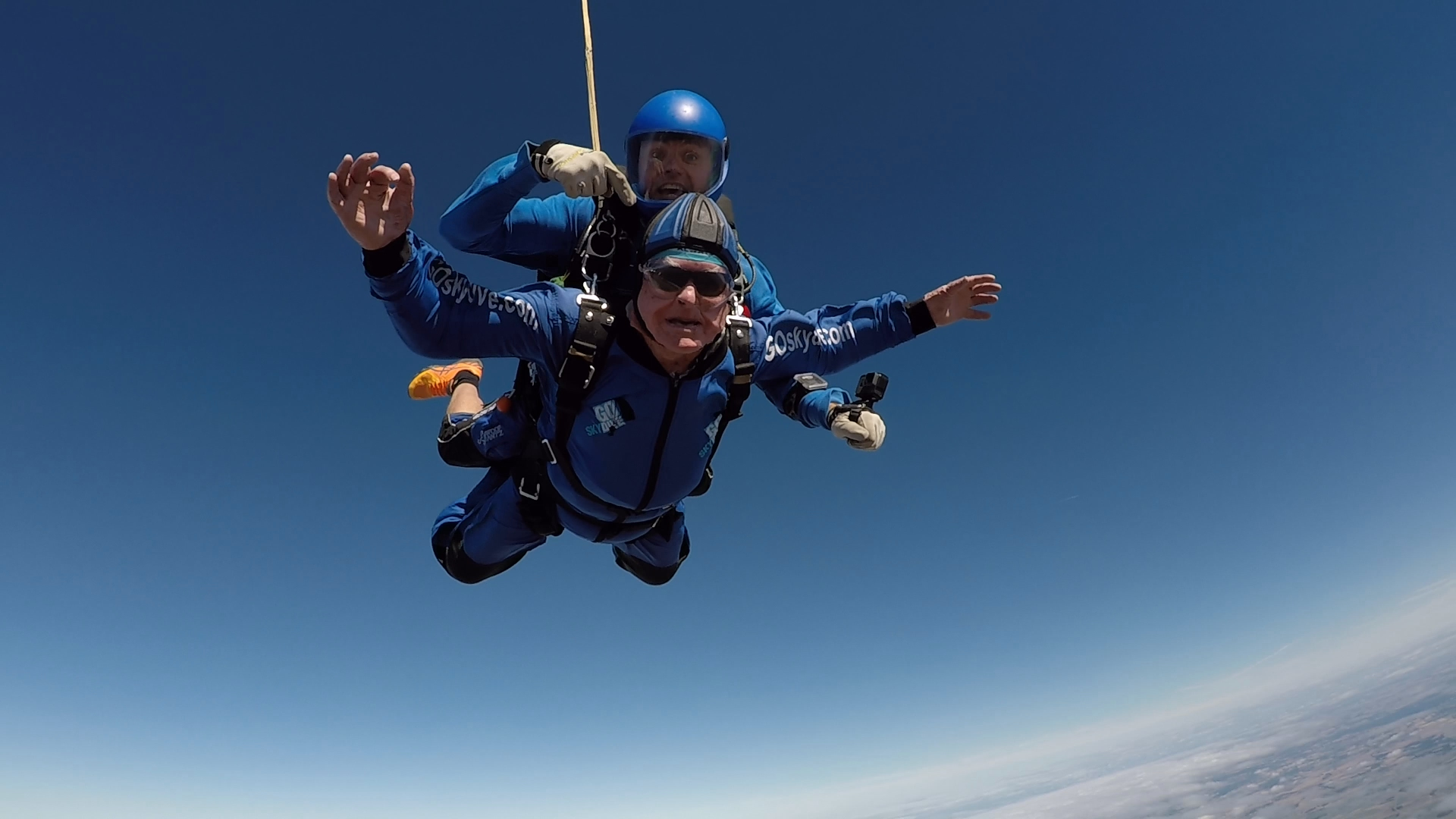 Weight limit for skydiving - GoSkydive