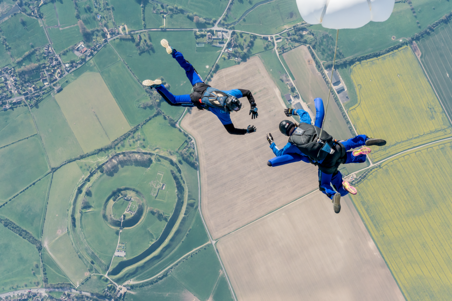 How do you become a tandem skydiving instructor? - GoSkydive