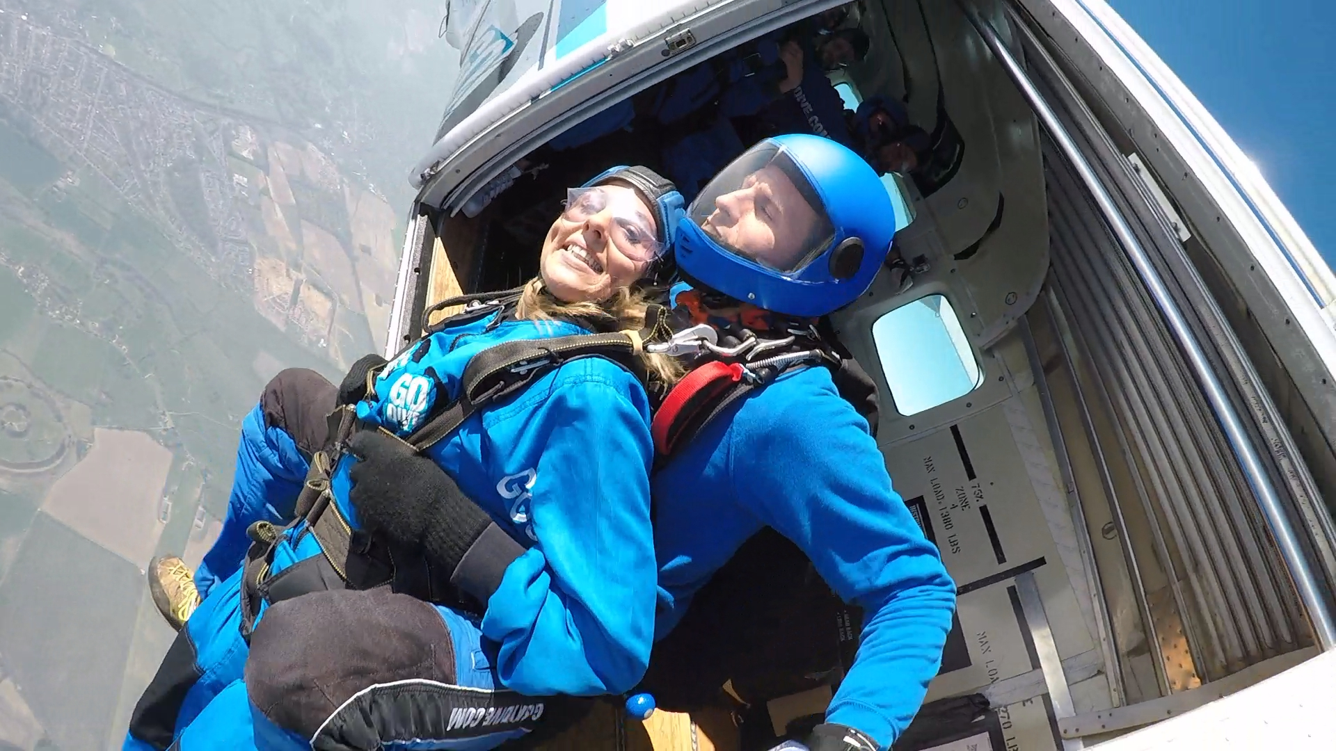 Facing your fear of skydiving | Why facing your fear is a