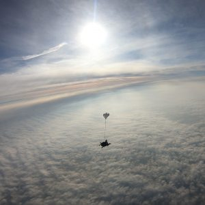 time of year to skydive